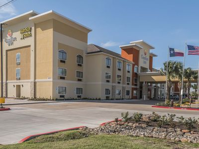 Photo for Live Like Home at Mainstay Suites Edinburg!