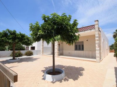 Photo for Vacation home tower house in Racale - 6 persons, 3 bedrooms