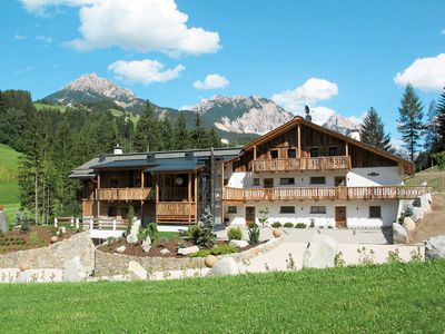Photo for Apartment Alpine Mountain Chalet  in St. Vigil (BZ), South Tyrol / Alto Adige - 3 persons, 1 bedroom
