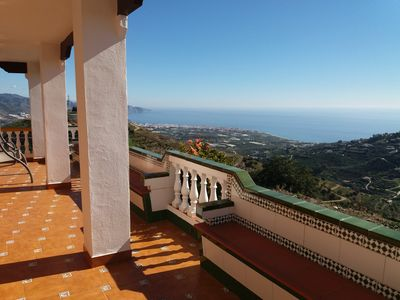 Photo for Villa Melín, tranquility with fantastic panoramic views