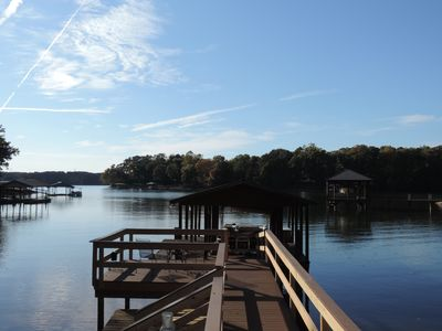 Photo for New to VRBO! Outstanding lakefront home with fresh upgrades!