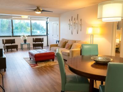 Photo for 2 Bedroom/2 Bath, On Your Own Private Harbor- Luxury W/ Full Amenities 2nd Floor!