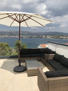 Photo for Villa with private pool & beautiful view, roof Terrace,air condition in bedrooms