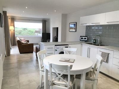 Photo for Newly refurbished cottage with scenic views of the beach and golf course