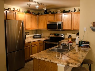 Remodeled & Updated Kitchen - December 2014
