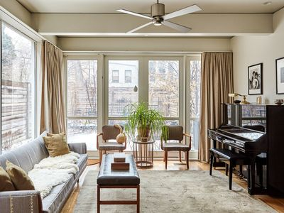 Photo for Carlton Avenue Townhouse by onefinestay