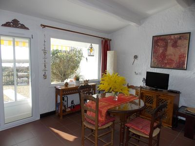 Photo for pretty house in a Mas in Saintes Maries de la Mer, 2 to 4 people