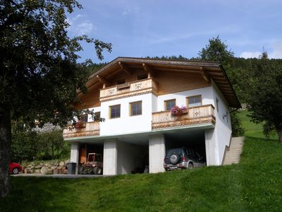 Photo for Holiday house with mountain panorama in the ski area