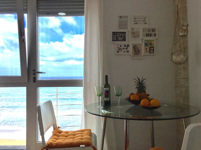Photo for THE VIEWER OF ANA. Apartment with Sea View