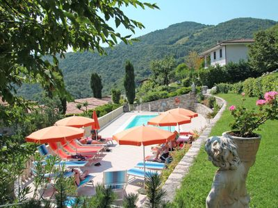 Photo for Apartment Fattoria La Tartufaia (TMO104) in Pieve Tremosine - 2 persons, 1 bedrooms