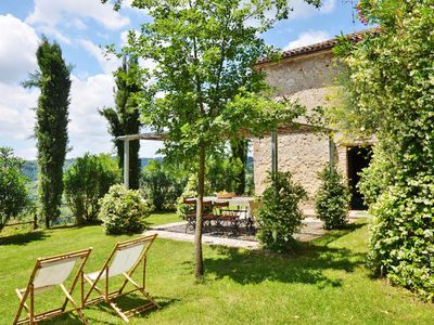 Photo for Vacation home Madonna d. Macchie (ORV130) in Orvieto - 12 persons, 5 bedrooms