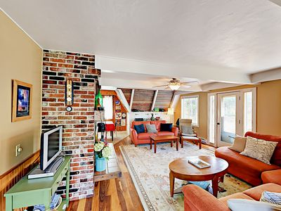 Main Living Area - This home is professionally managed by TurnKey Vacation Rentals.