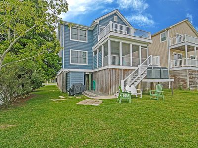 Photo for B222V: 5BR Bethany Beach Home W/3 Master Suites -Just TWO Blocks to the Beach!