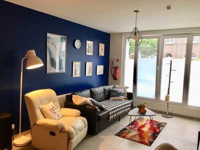 Photo for Stylish and spacious apartment in a nice neibourhood