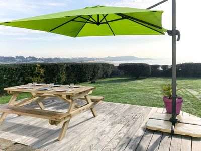 Photo for Vacation home La Vigie  in Clohars - Carnoet, Finistère - 8 persons, 4 bedrooms