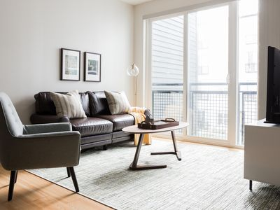 Photo for Stunning 1BR in Seaport by Sonder