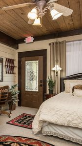 Photo for Yellow-Wood @ BoisD'Arc Bungalow and Suites a Rustic/Romantic Getaway
