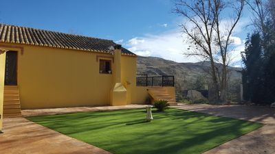 Photo for Rural house Molino de Santa Ana.