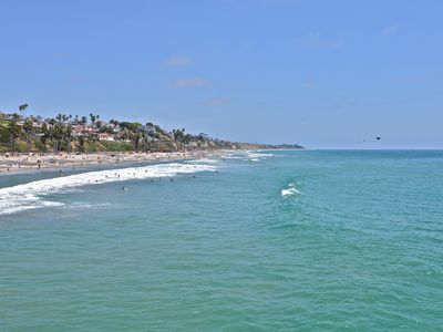 Photo for Spacious Modern Condo With AC & Rooftop Deck. Near Trestles Beach Surf Spots!