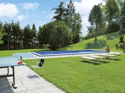 Photo for Beautiful apartment for 4 people with pool, TV, balcony and parking