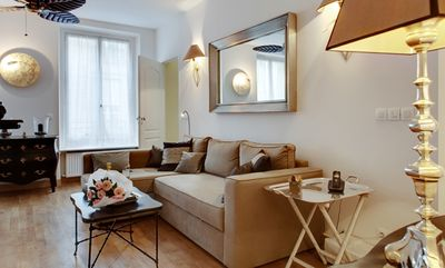 Photo for holiday vacation short term apartment rental france, paris, 7th arrondissement, parisian apartment