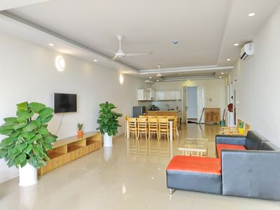 Photo for Pooh Homestay 6 - Back Beach apartment