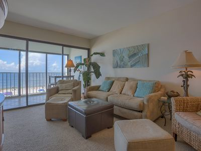 Photo for Edgewater 42 Gulf Shores Gulf Front Vacation Condo Rental - Meyer Vacation Rentals