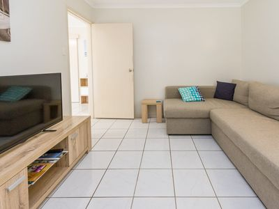 Photo for Comfy and Cosy ground floor unit