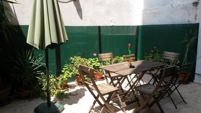 Photo for Apartment in Barcelona with Internet, Air conditioning, Parking, Terrace (411953)