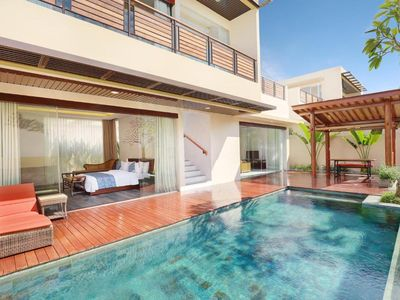 Photo for Two Bedroom Private Villa Miracle Of Nusa Dua Bali