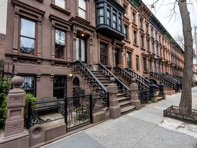 Photo for Luxurious  5 Floor Harlem Townhouse With Elevator, Private Garden