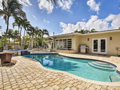 Photo for Modern Fort Lauderdale House w/ Patio & Pool!