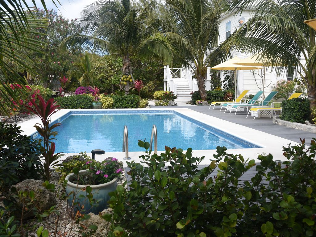 House rentals green turtle cay - Bananaquit A Spectacular House Overlooking Bita Bay With New Pool
