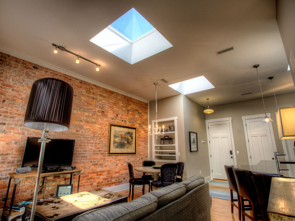 Luxurious Loft Apartment In The Heart Of Downtown Asheville 1 Bedroom Awesome Asheville Blue