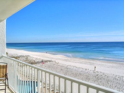 Photo for NEW LISTING! Great Views of the Gulf  - Low Rise Complex  -1PM Check-in Option