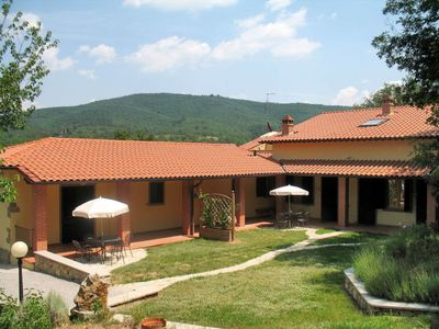 Photo for 2 bedroom Villa, sleeps 4 in Podere Monte Lucci with WiFi