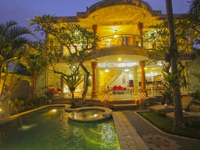 Photo for Sri Permana Villa 4 bedroom with private pool