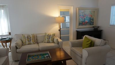 Photo for Immensely Charming Apartment on Balboa Island
