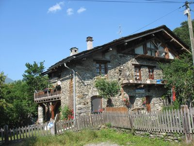 Photo for APARTMENT IN CHALET old farmhouse