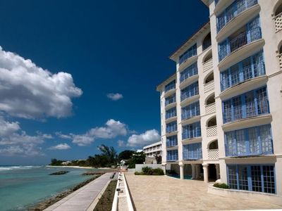 Photo for 501 South Ocean Villas with spectacular panoramic beach and sea views