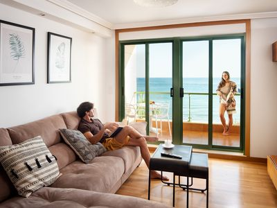 Photo for BEACH FRONT APARTMENT, 12C 2D