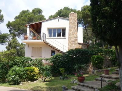 Photo for Fantastic single-family house next to the center of Llafranc, only 500 meters from the mai