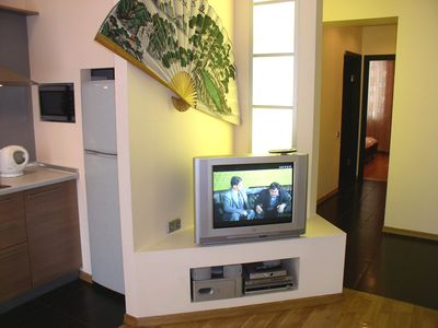Photo for Lux. Two bedrooms. 17 Baseina St. Centre of Kiev - Apartment, Sleeps 5
