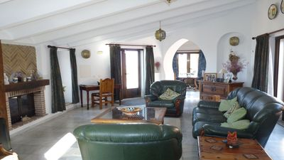 Photo for 3 bedroomed Villa With Private Pool In Majestic Mountain Setting