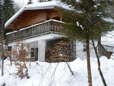 Photo for CHALET SITUE AT THE FOOT OF THE SLOPES