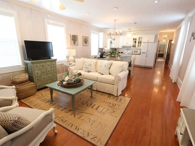 Photo for A Charming Cottage in Historical Bay St Louis ~5 minute walk to restaurants