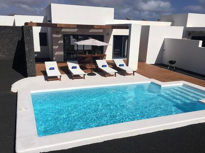 Photo for Mountain views stunning new villa,  well tended urbanisation with 24 hour care