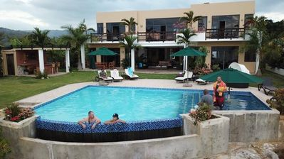 South Sea Escape is the perfect family for a perfect getaway