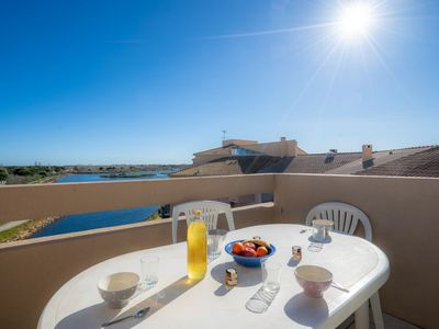 Photo for Port Camargue Apartment, Sleeps 4 with Pool and WiFi
