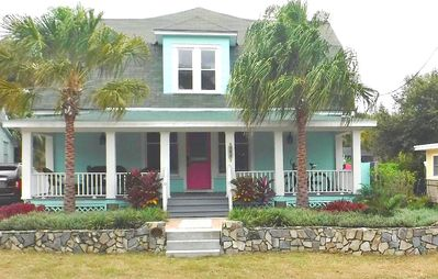 Photo for Historic Bungalow - walking distance to beach/shopping/dining!